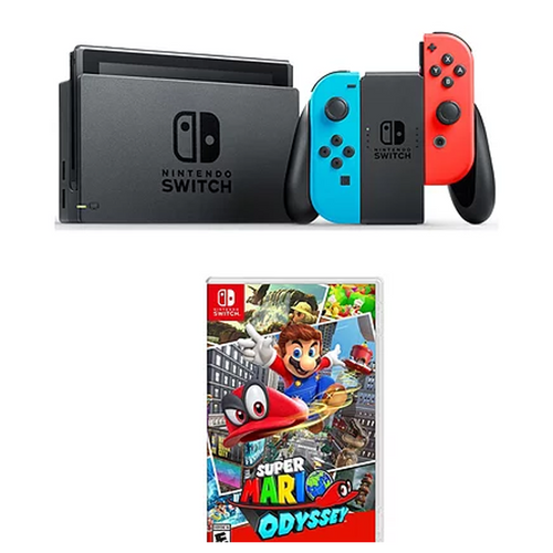 MeTime Switch Package